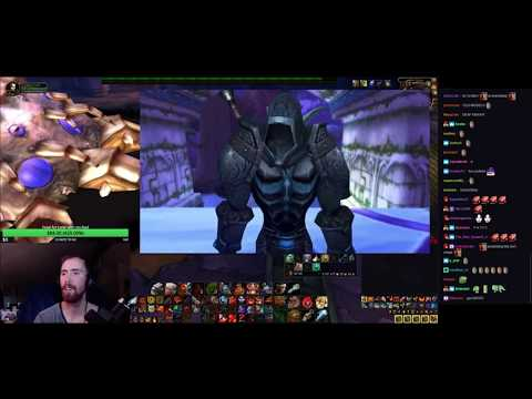 "Asmongold Reacts To ""how To: Night Elf!"" By Nixxiom"