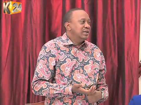 President Kenyatta revokes licenses for bars and outlets selling illicit brews.