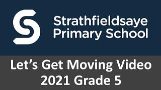 Let\'s Get Moving - Grade 5
