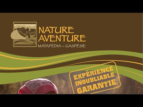 Nature Aventure en Gaspésie !!!