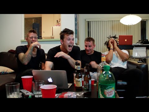3. - Things got a little rowdy this time Jimmy Tatro: https://twitter.com/JimmyTatro Christian Pierce: https://twitter.com/ChrisChinPierce Vitaly: https://twitter.com/Vitalyzdtv Roman: https://twitter.c...