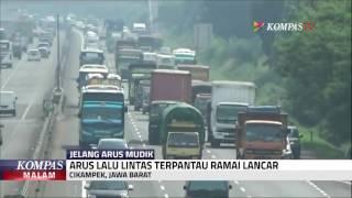 Video Arus Lalin Tol Cikampek Ramai Lancar MP3, 3GP, MP4, WEBM, AVI, FLV Maret 2018