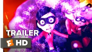Video Incredibles 2 Trailer #1 (2018) | Movieclips Trailers MP3, 3GP, MP4, WEBM, AVI, FLV Juni 2018