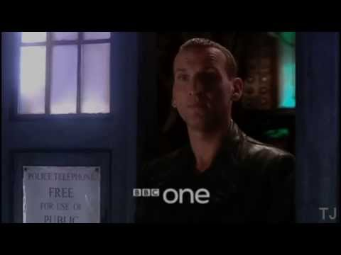 """Doctor Who Series 1 Episode 1 """"Rose"""" BBC One TV Trailer (HQ)"""