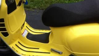 4. 2008 Vespa GTS 250
