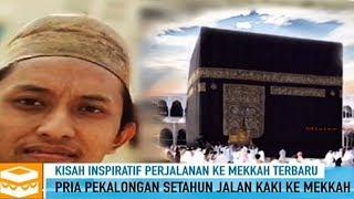 Video Subhanallah Pria Ini Naik Haji Jalan Kaki Dari Pekalongan On The Spot Trans 7 Terbaru 31 MeI 2017 MP3, 3GP, MP4, WEBM, AVI, FLV November 2018