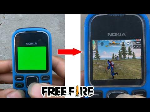 Nokia 1280 có thể chơi được Free Fire ||
