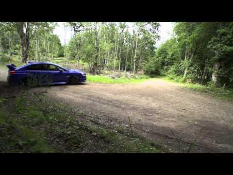 Subaru WRX STI Gymkhana