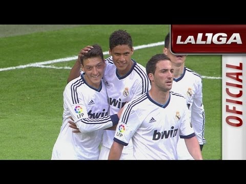 Resumen de Real Madrid (3-1) Real Betis - HD - Highlights (видео)
