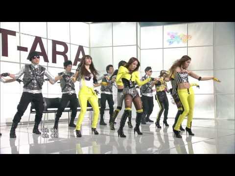 **[Full HD] Hot T-ara & omg yellow outfits!***