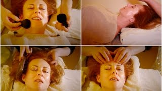 Video A Real ASMR Massage Treatment In London UK ✨ Face Massage, Tapping, Hair Brushing MP3, 3GP, MP4, WEBM, AVI, FLV Maret 2019