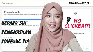 Video BLAK-BLAKAN SOAL PENGHASILAN YOUTUBE | JANGAN KAGET YA (NO CLICKBAIT) MP3, 3GP, MP4, WEBM, AVI, FLV Desember 2018