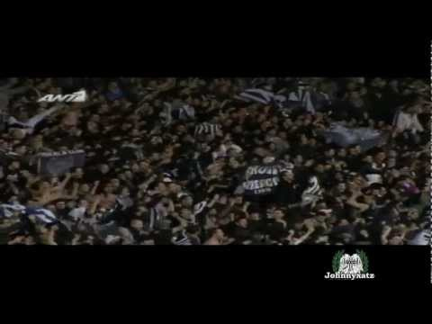 Tottenham Hotspurs-PAOK 1-2 Invasion To London