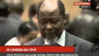 Crise Política Da Guiné-Bissau Preocupa CPLP