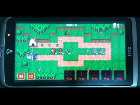 Video of Medieval Castle Defense