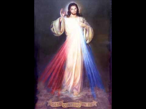 invocazione alla divina misericordia di gesù che tutto può.