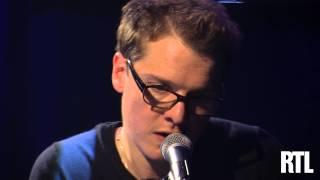 Benabar - Je suis de celles en live dans le Grand Studio RTL présenté par Eric Jean-Jean.