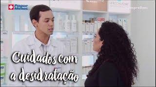 Momento Clinic Farma - Cuidados com a desidratação