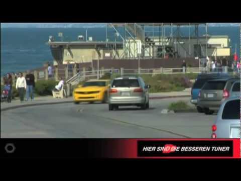 Der Chevrolet Camaro RS -             In Amerika ist er bereits das Erfolgsmodell, in Deutschland wird er noch nicht mal zum Kauf angeboten. Bis jetzt! Auf...