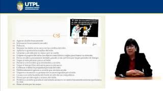 UTPL EDUCACIÓN PARA LA PAZ[ (CCEE - EDUCACIÓN INFANTIL)(BASES BIOLÓGICAS II)]