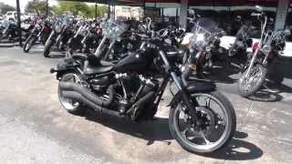 8. 011629 - 2010 Yamaha Raider - Used Motorcycle For Sale