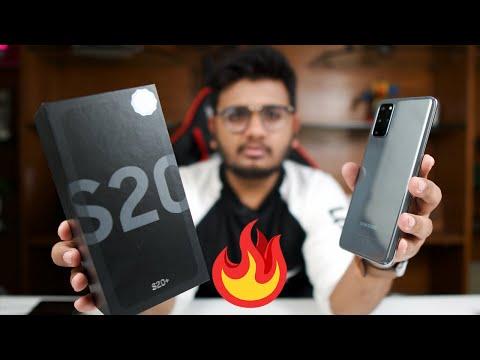 Samsung S20 Plus Unboxing | Ye Wala Ultra Sa Ziada Better Hai !