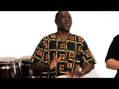 Advanced Djembe Drum Solos | African Drums