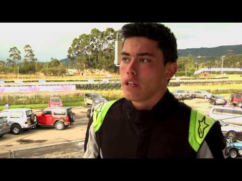 Entrevista Sabastián Alborta, piloto categoría Nissan March de La Monomarca