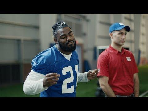 Video: Landon Collins | NFL Super Bowl LII Teaser