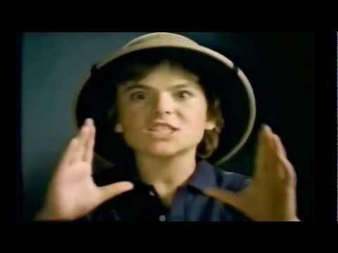 Jack Black 1982 Atari Pitfall Commercial