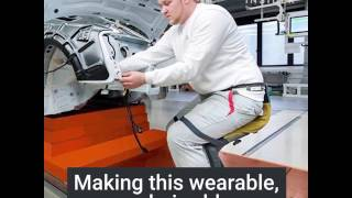 You can take a #seat anywhere with this #wearable #chair #awipic www.awipic.com.