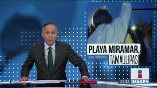 Video Así despidieron a AMLO en Tamaulipas | Noticias con Ciro Gómez Leyva MP3, 3GP, MP4, WEBM, AVI, FLV Mei 2018