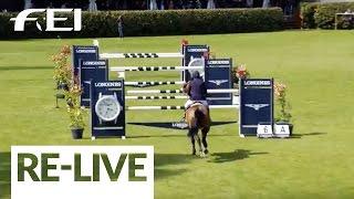 RE-LIVE | Longines Grand Prix | Class 8: International CSIO5* | Lummen (BEL)