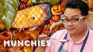 How To Make Filipino Mushroom Adobo with Dale Talde by Munchies