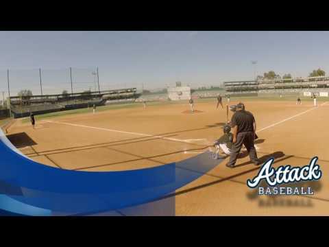 13u AZ ATTACK vs So Cal Tribe