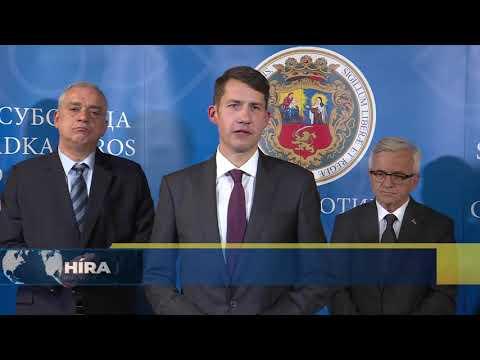 A Boszniai Szerb Köztársaság Képviselőházának küldöttsége Szabadkán-cover