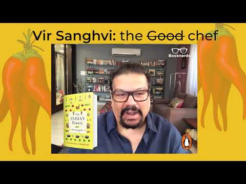 Vir Sanghvi | The Indian Pantry | Rude Food | Booknerds Podcast