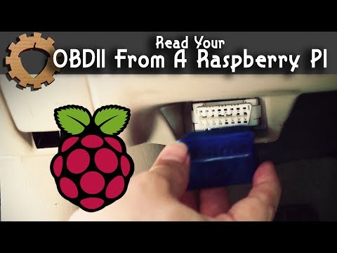 Car Diagnostics With A Raspberry PI  - DIY Smart Car (Part 3)