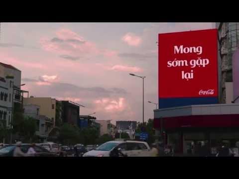 Quảng cáo cực hay Coca Cola Cảm xúc