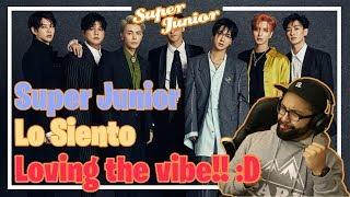 Video Super Junior - Lo Siento, loving the vibe! :D **Music Video Reaction** MP3, 3GP, MP4, WEBM, AVI, FLV April 2018