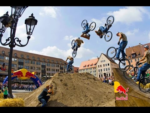 big air slopesyle mtb #slowmotion