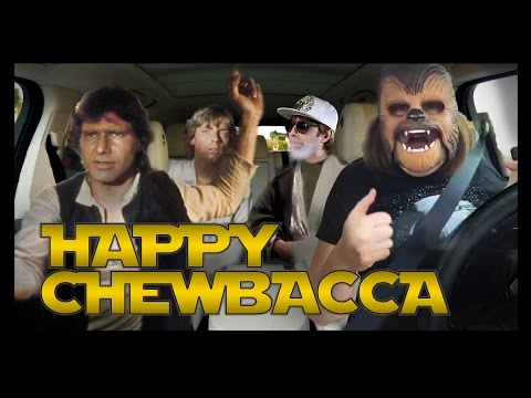 Happy Chewbacca Lady Remix by The Gregory