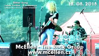 Video Bitter Song / McEllen live in Iron Brod