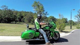 4. 2015 Kawasaki Vulcan Vaquero 1700cc Complete 5000 KM Review & Ride