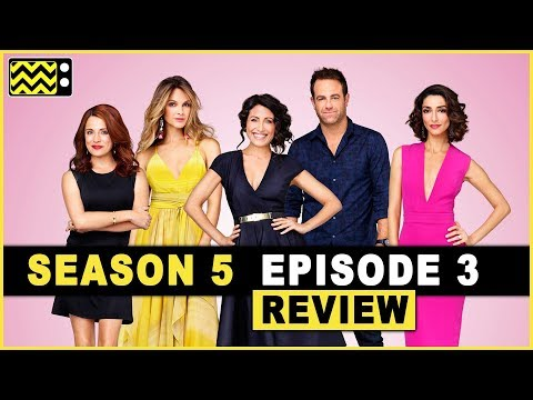 Girlfriend's Guide to Divorce Season 5 Episode 3 Review & Reaction | AfterBuzz TV