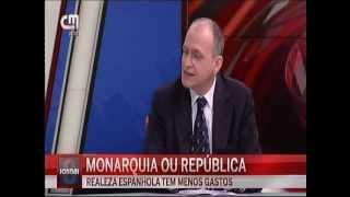 Monarquia no CMTV