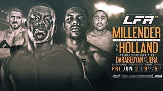 Nonton LFA 13 - Millender vs. Holland | Friday, June 2nd on AXS TV Film Subtitle Indonesia Streaming Movie Download
