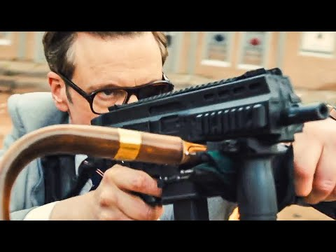 KINGSMAN 2 'Southern Charme' Extended TV Spot Trailer (2017) The Golden Circle