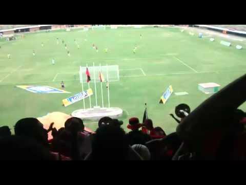 Cúcuta 2-1 Atlético; La Banda Del Indio - La Banda del Indio - Cúcuta