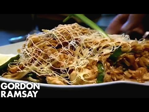 Best Thai Restaurant: Mango Tree's Dumb Waiter – Gordon Ramsay